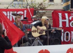 Lisa och Molin Svärdmalm