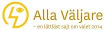 till Alla Väljare, en lättläst sajt om valet 2014
